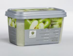 Green Apple puree, 1 kg. Frozen