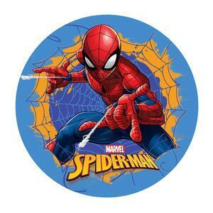Spiderman B, sugar wafer picture, 20 cm.