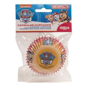 25 pc. Paw Patrol Standard Baking cups