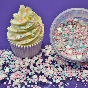 Unicorn Sprinkles mix 100 g.
