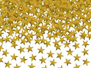 Confetti Stars, gold, 10mm, 30g