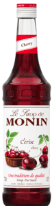 Monin Cherry syrup 250 ml.