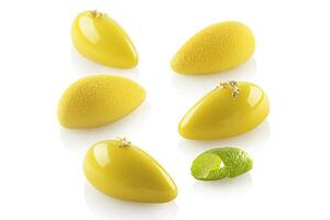 Mini QUENELLE 10 silicone mould