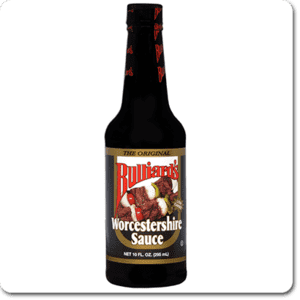 Worcestershire sauce 295 ml.